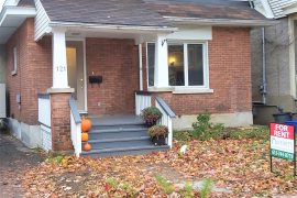 121 Fentiman Ave. - Old Ottawa South